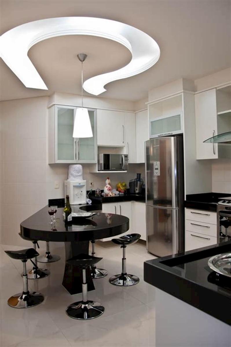 Потолок для кухни #19