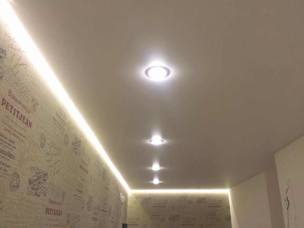 Потолок для прихожей #19
