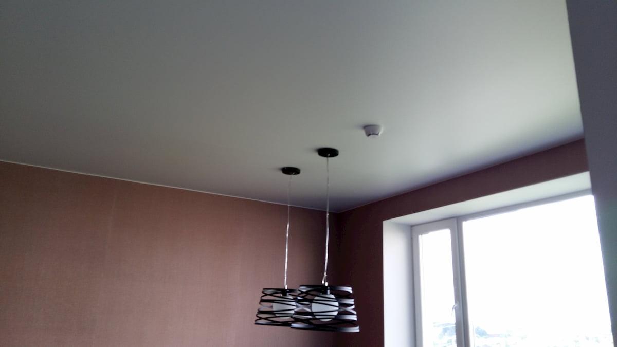 Тканевый потолок #18
