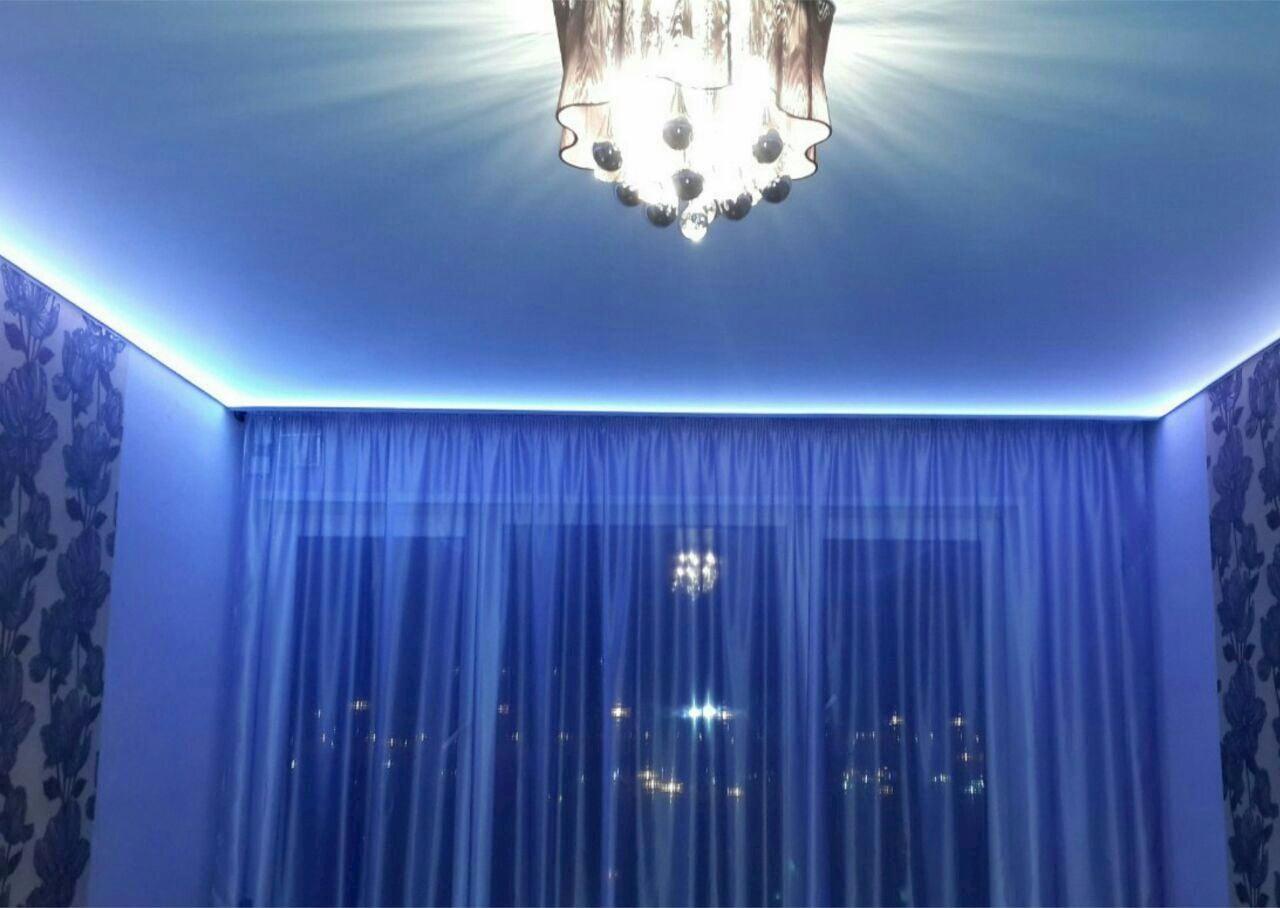 Светодиодный потолок с LED подсветкой #2