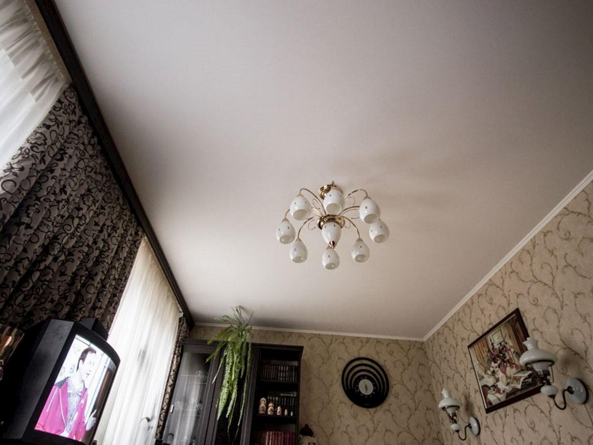 Матовый потолок #2