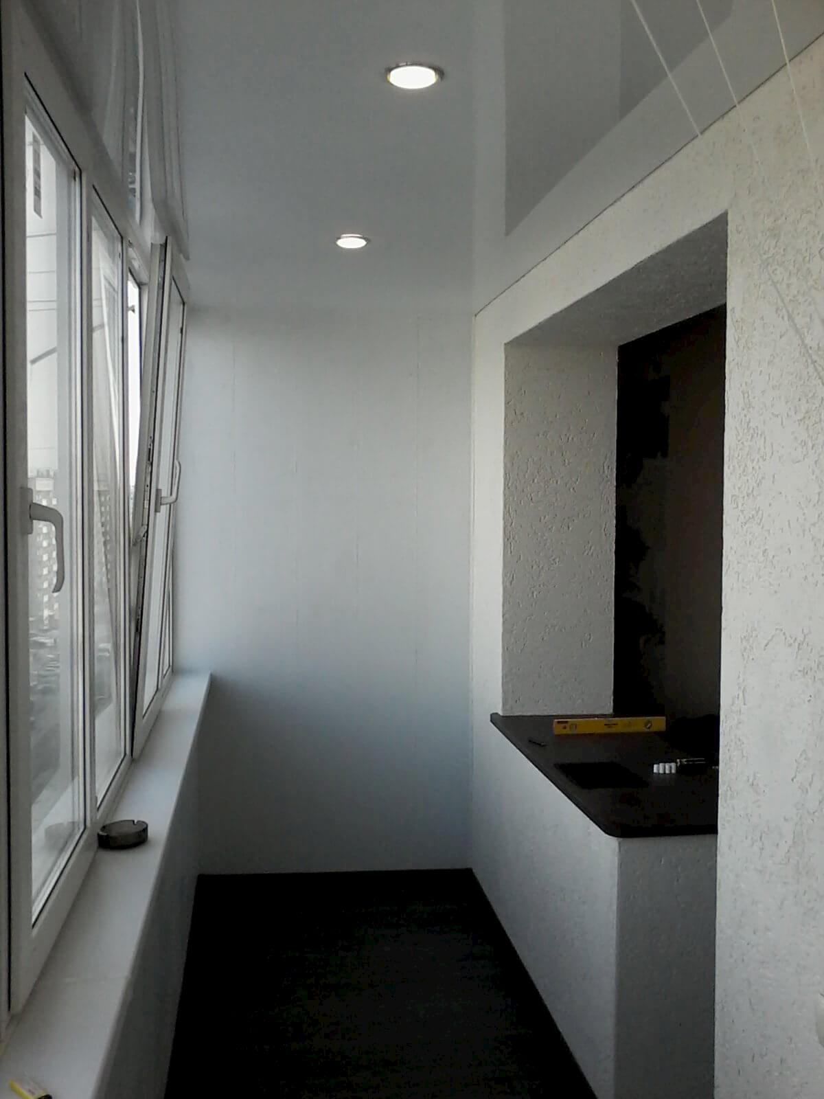 Потолок для балкона #2