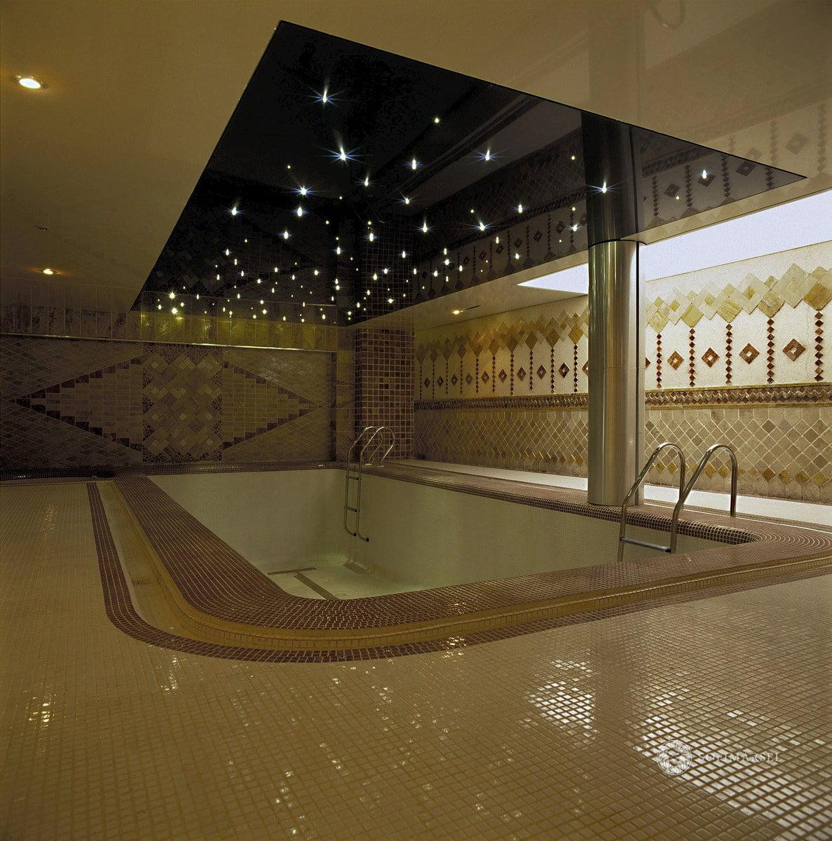 Потолок для бассейна #2