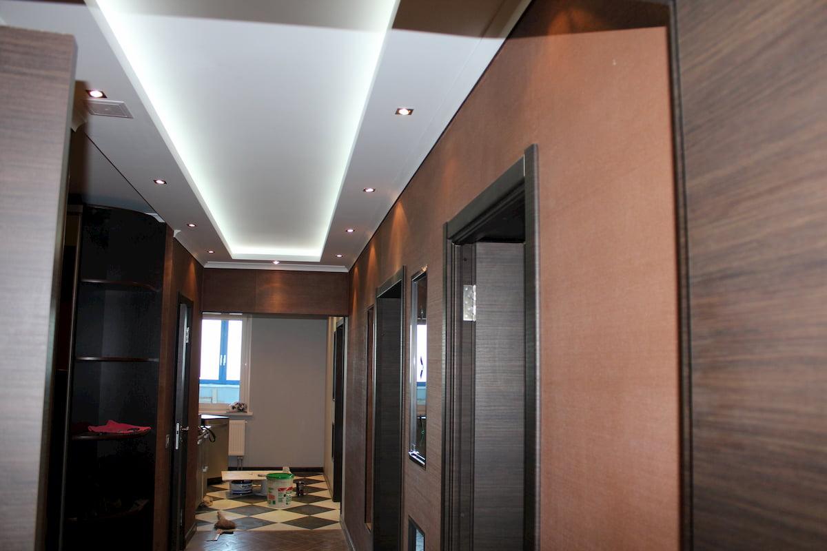 Потолок для коридора #2