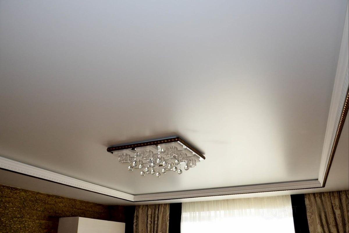 Сатиновый потолок #2