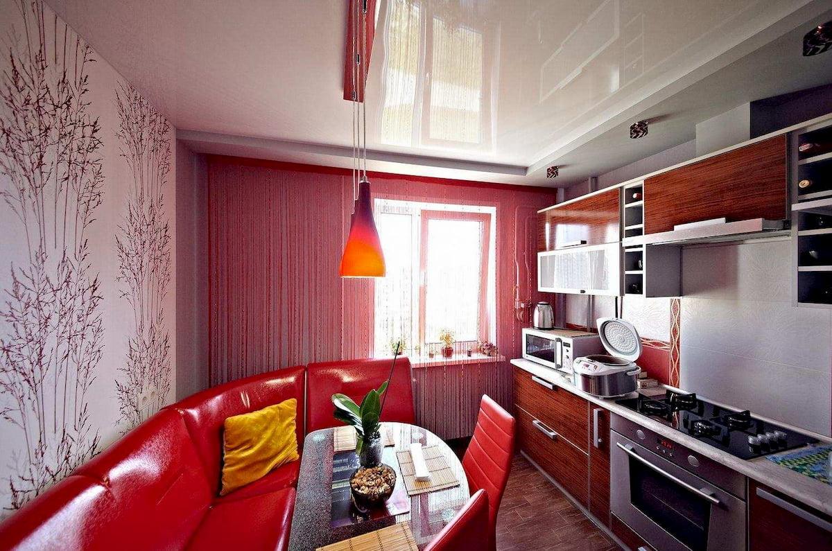 Потолок для кухни #2