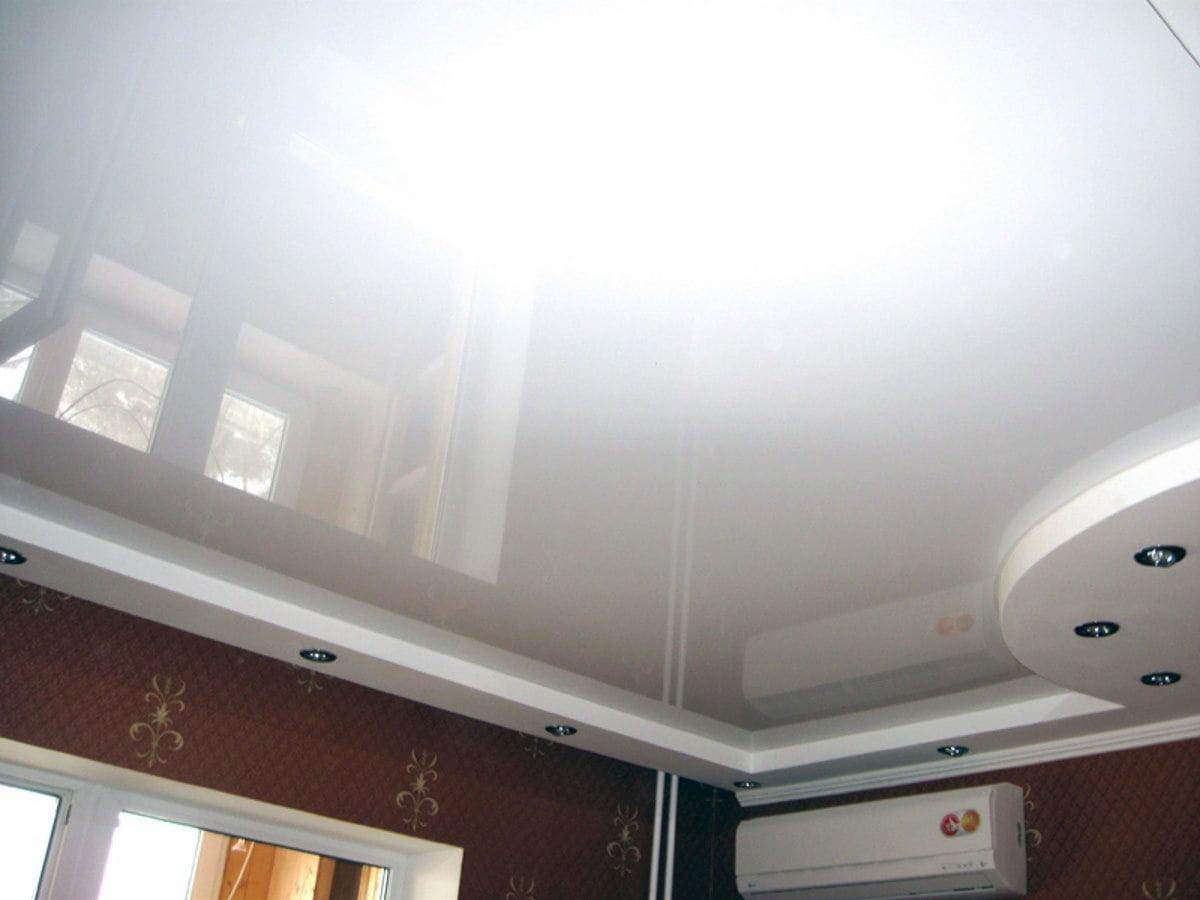 Бесшовный потолок #2
