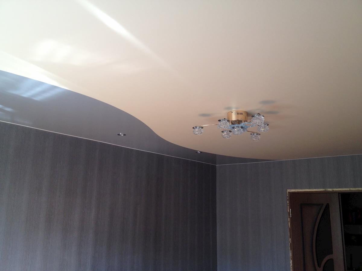 Криволинейный потолок #20