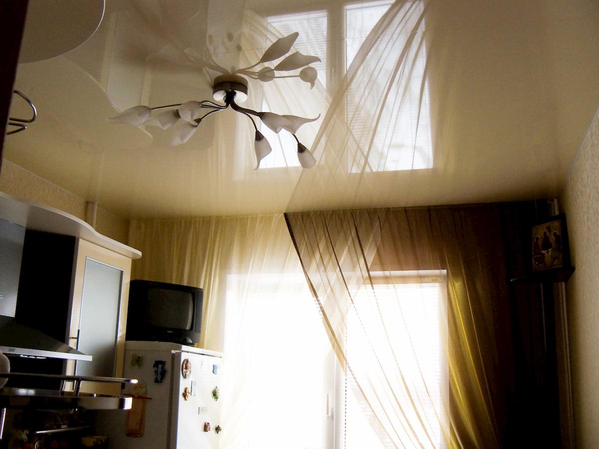 Потолок для кухни #20