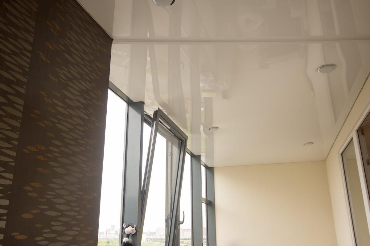 Потолок для балкона #3