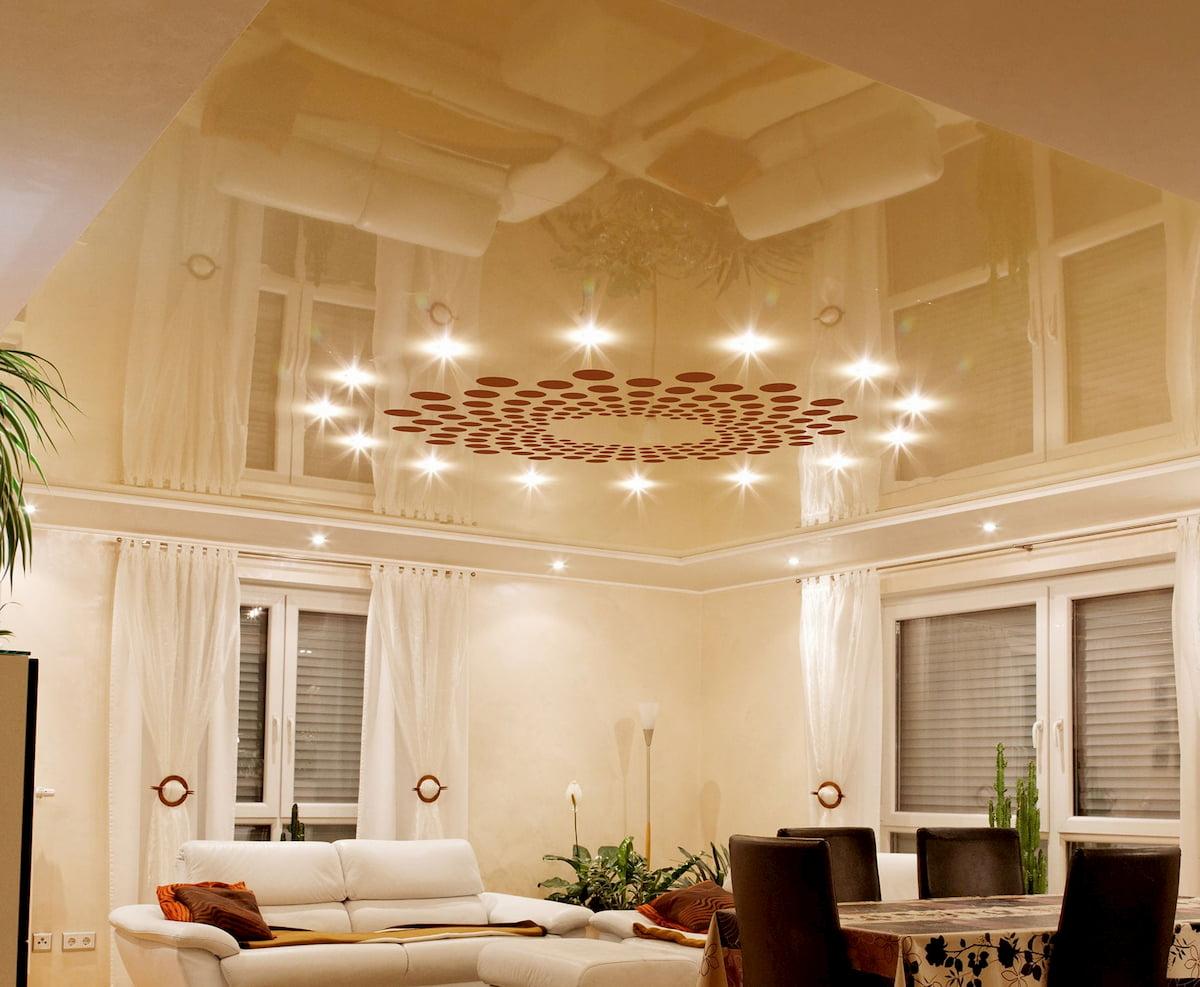 Потолок для дома #3