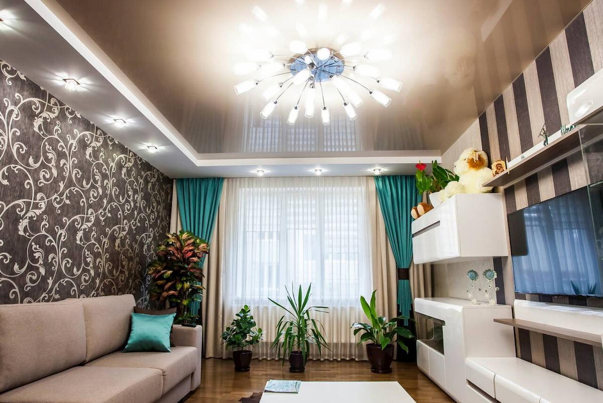 Потолок для квартиры #3