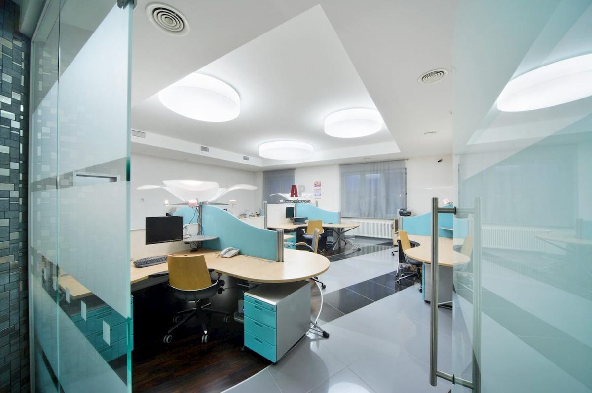 Потолок для офиса #3