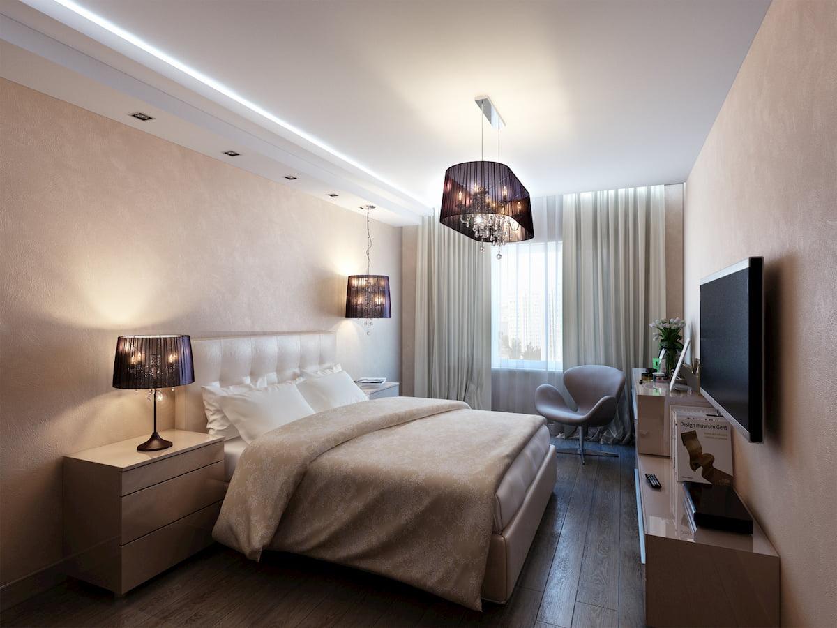 Потолок для спальни #3