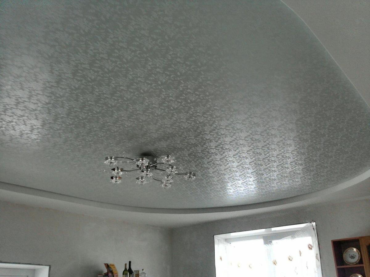 Фактурный потолок #4