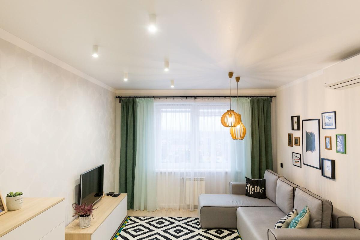 Потолок для квартиры #4