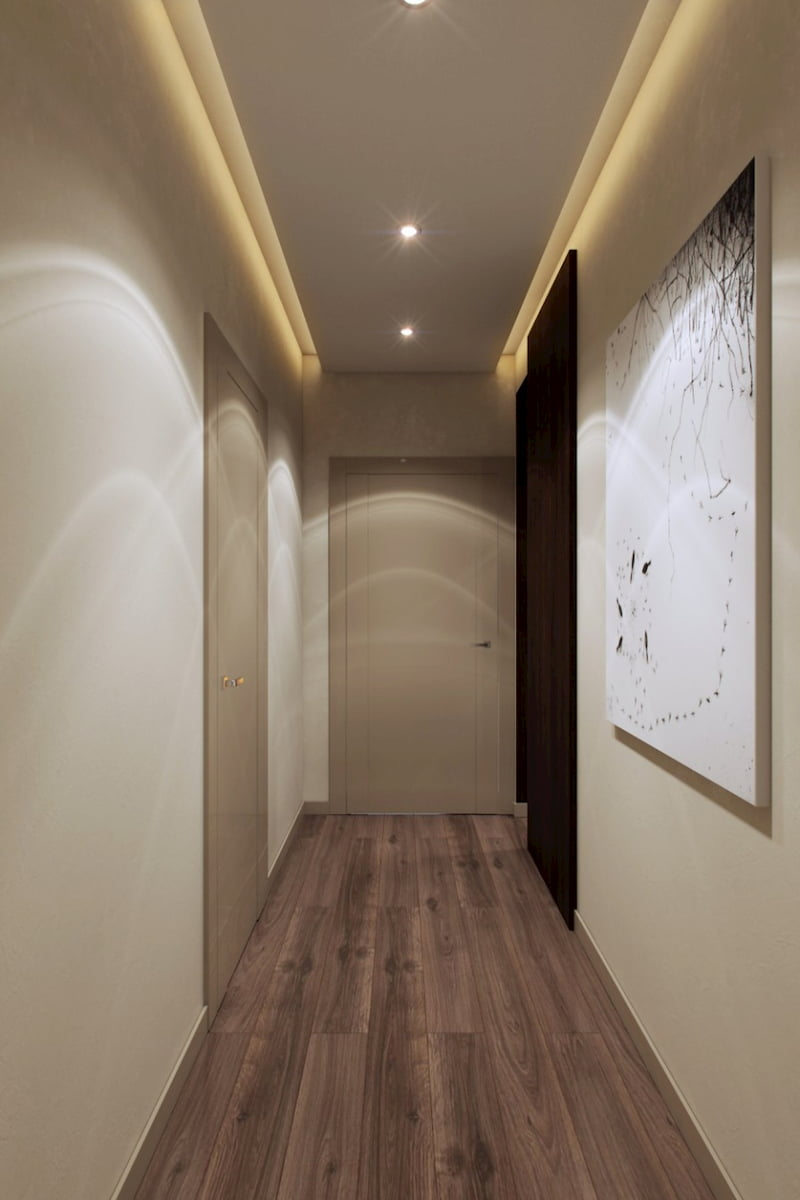 Потолок для коридора #4