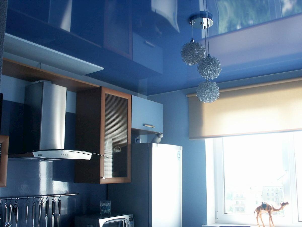 Потолок для кухни #4