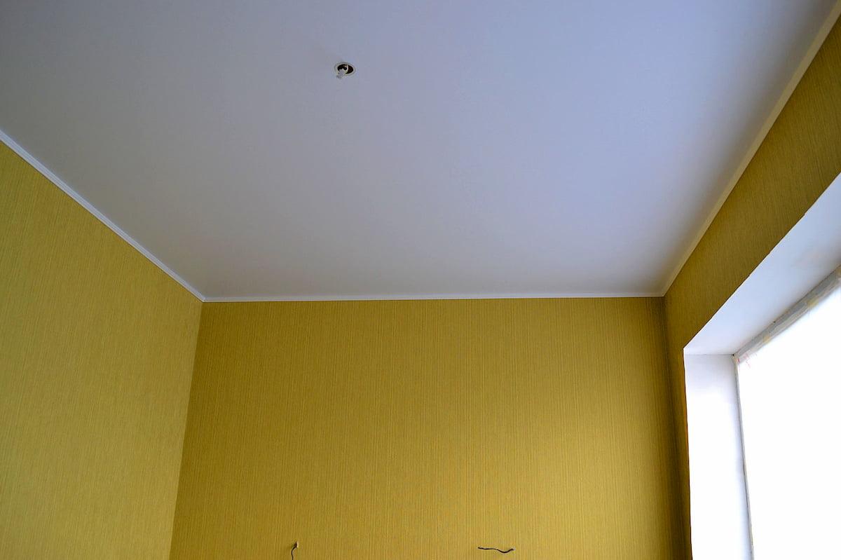 Матовый потолок #5