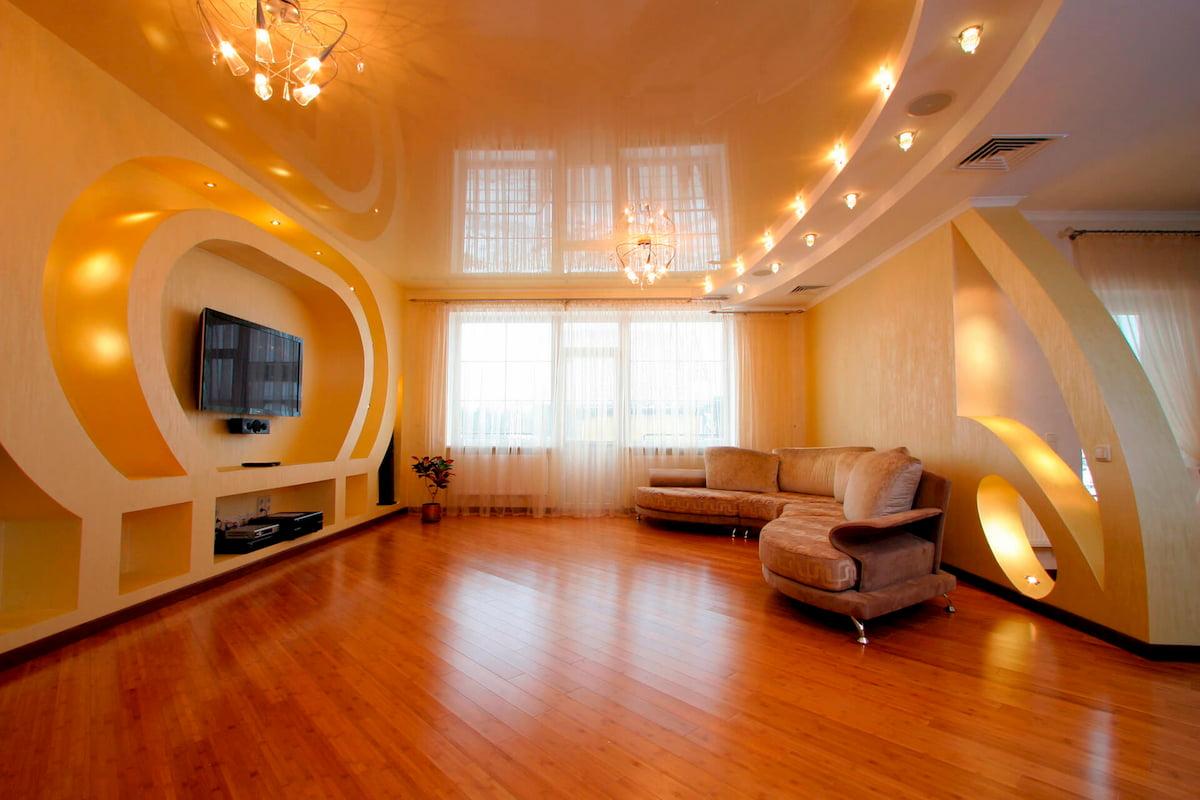 Потолок для дома #5