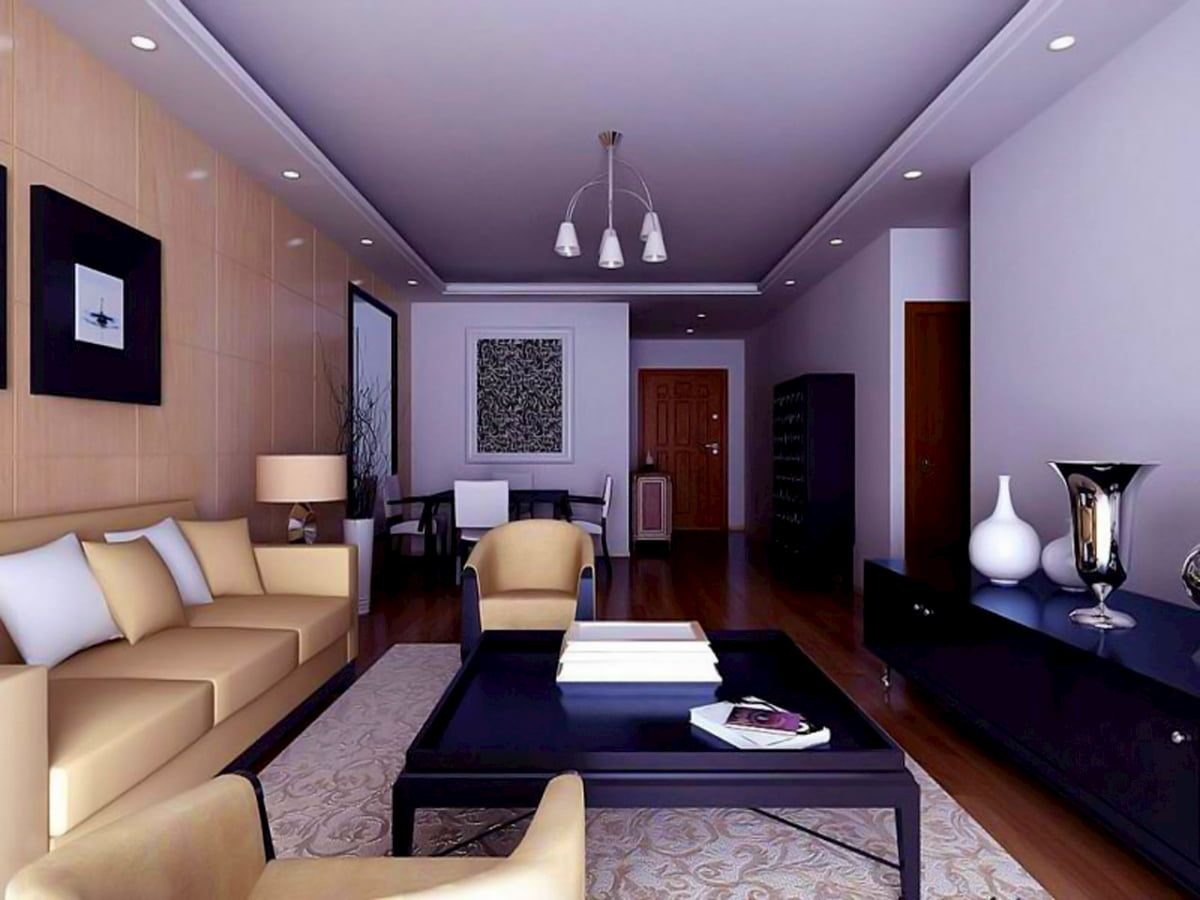 Потолок для квартиры #5