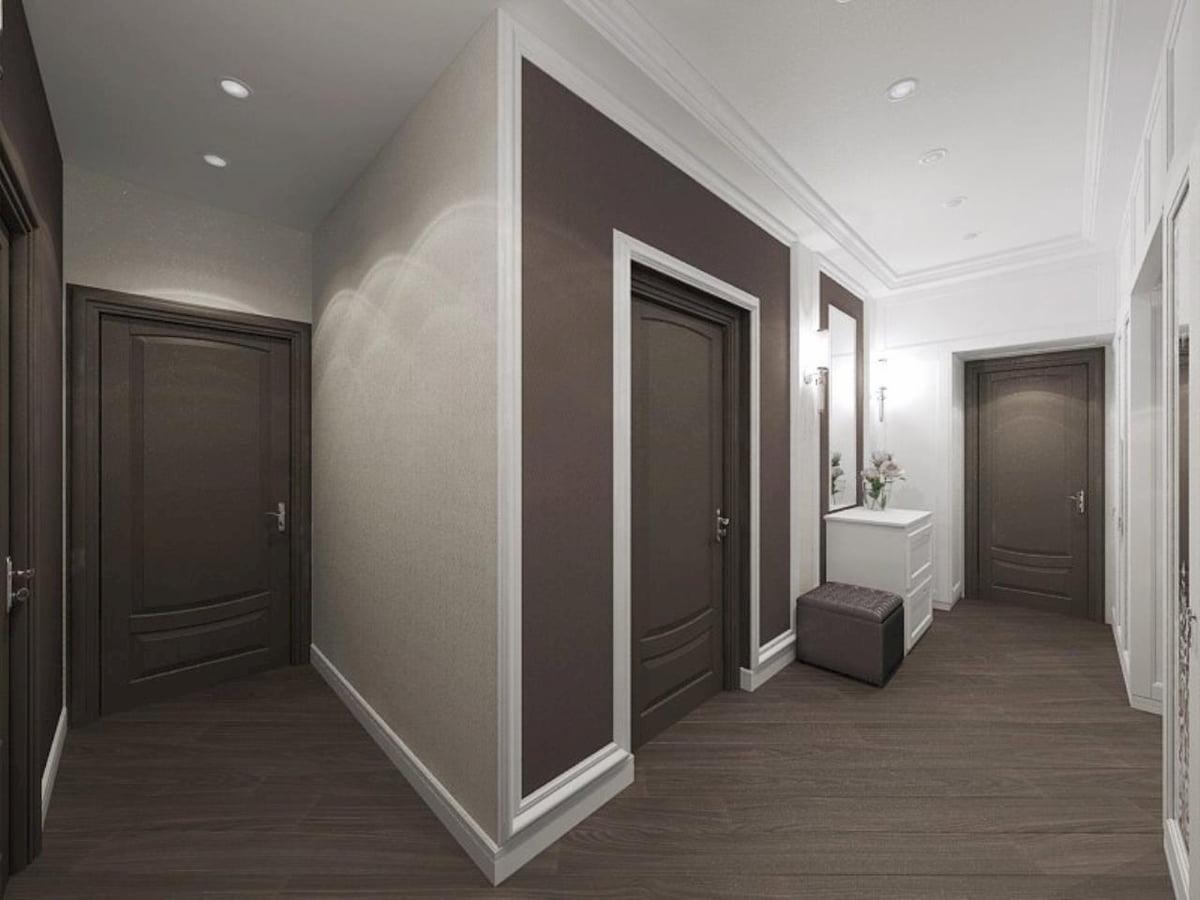 Потолок для коридора #5