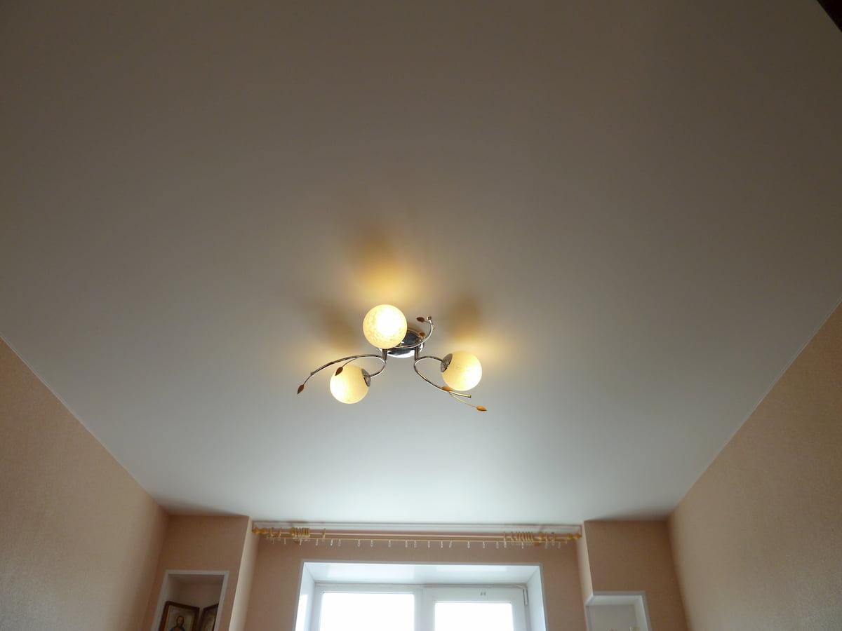 Сатиновый потолок #5