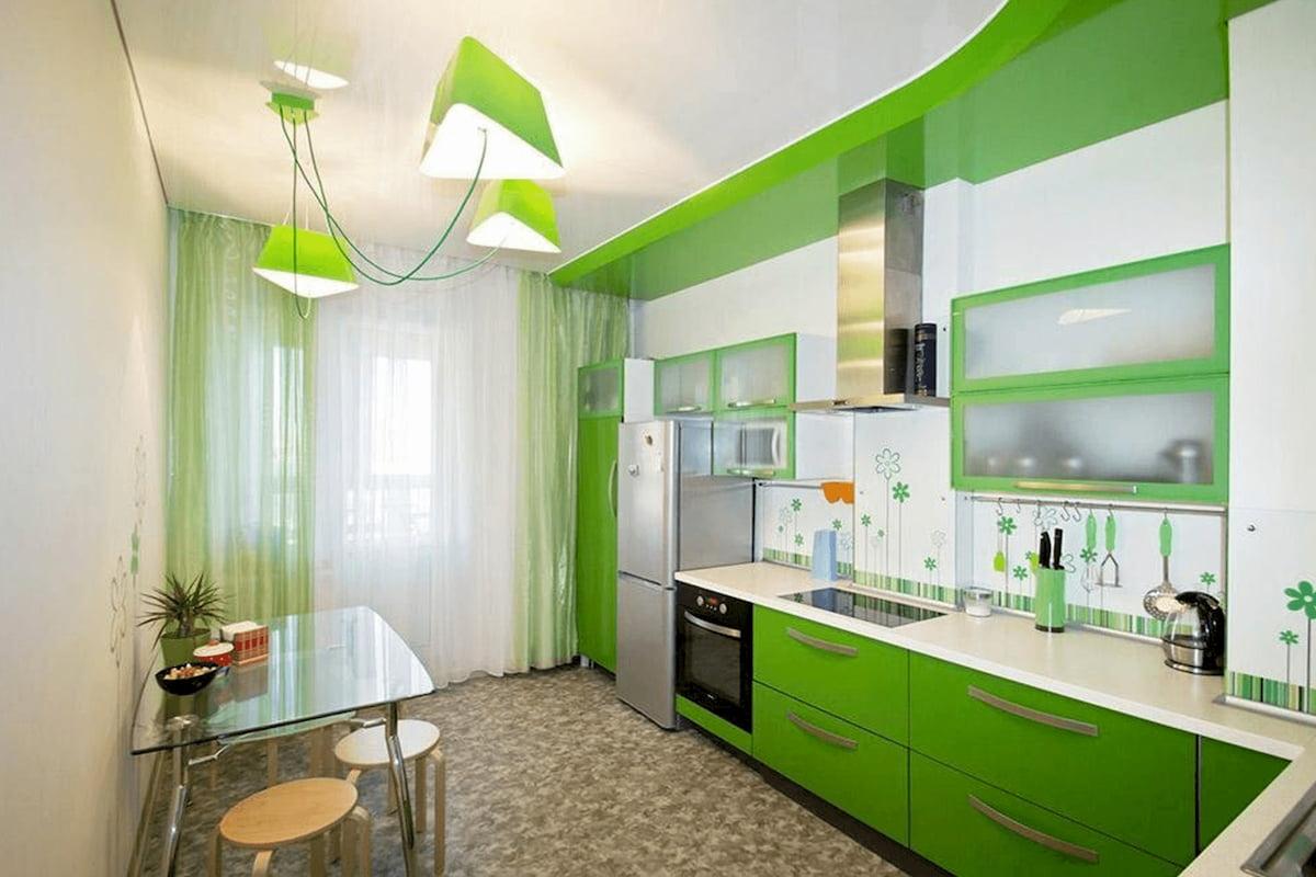 Потолок для кухни #5
