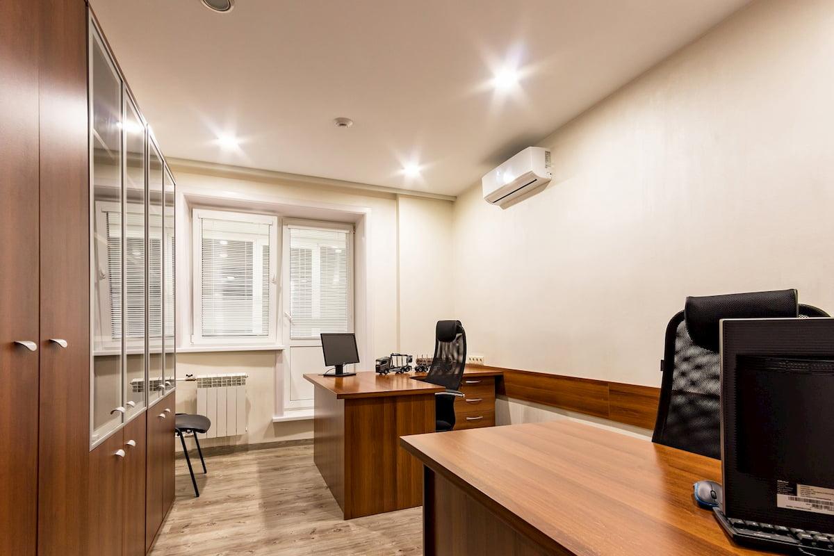 Потолок для офиса #5