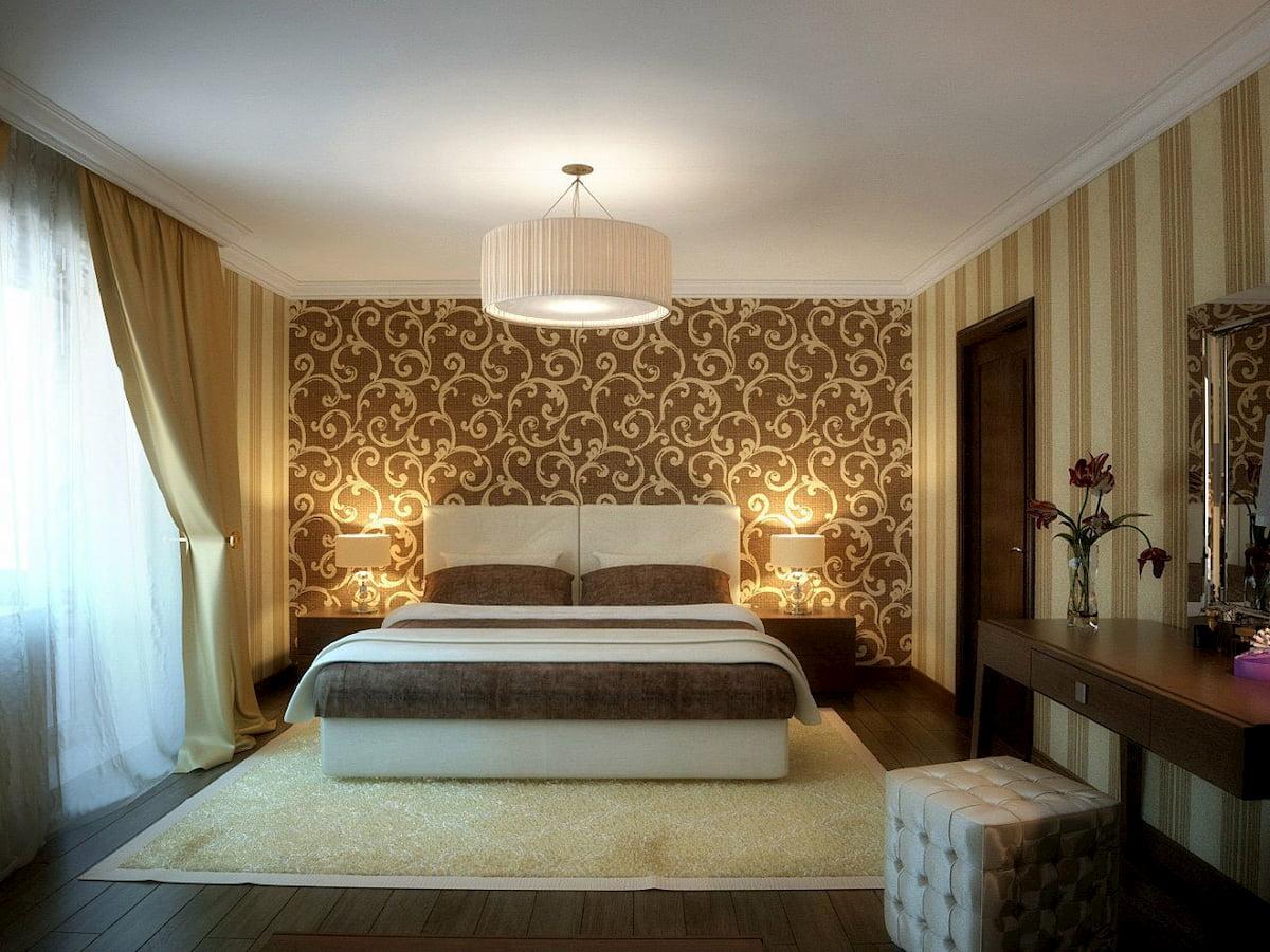 Потолок для спальни #5