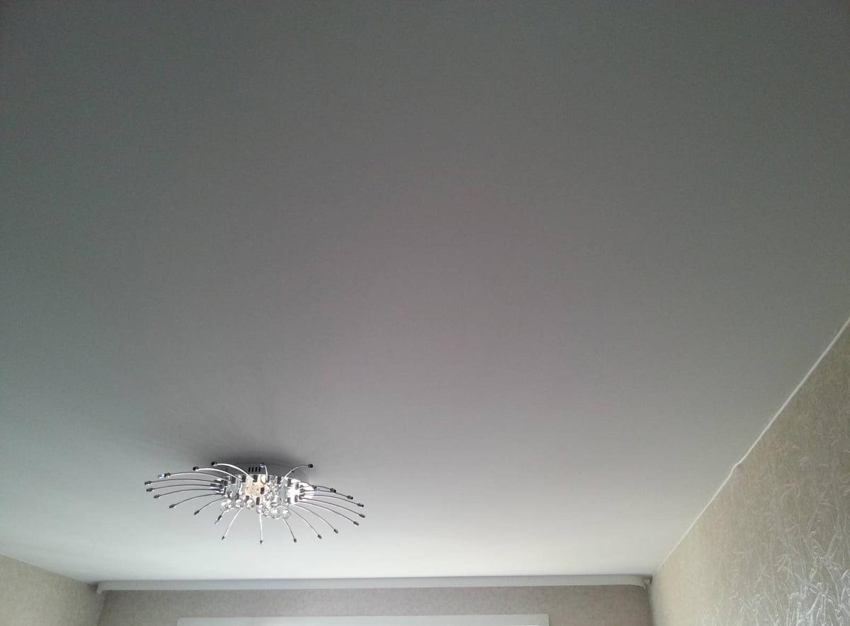 Тканевый потолок #5