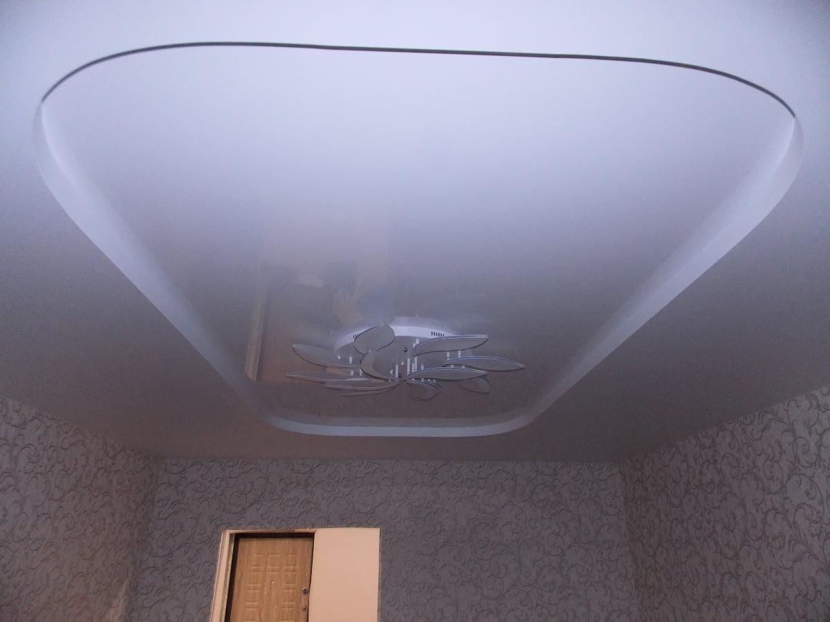 Безщелевой потолок #5