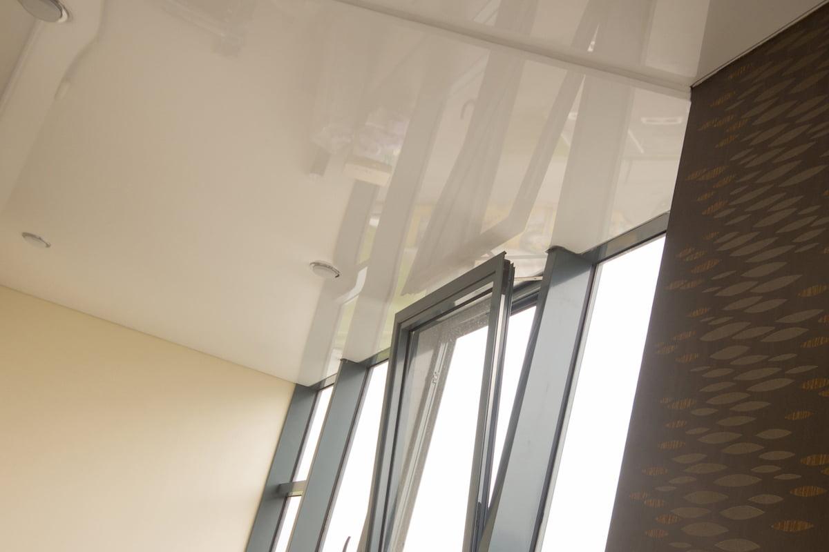 Потолок для балкона #6