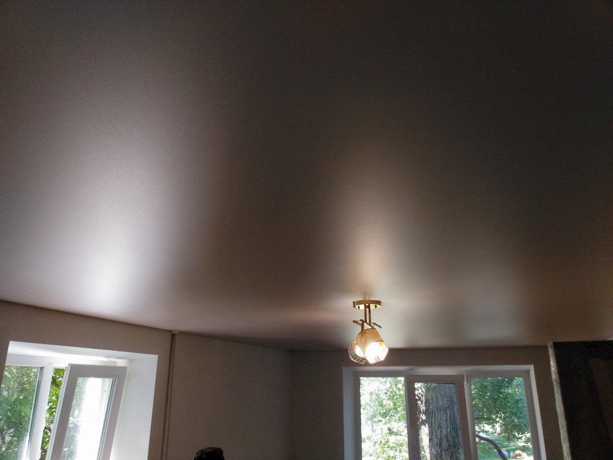 Сатиновый потолок #6