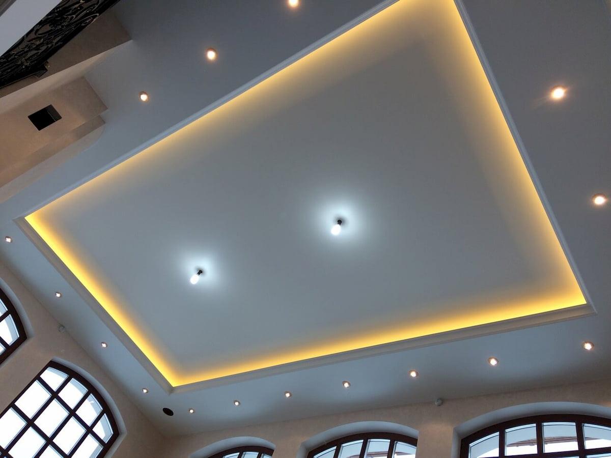 Потолок для дома #6