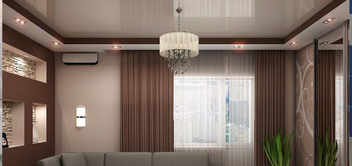Потолок для зала #6