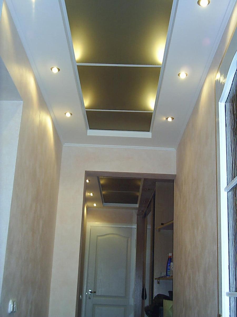 Потолок для коридора #6