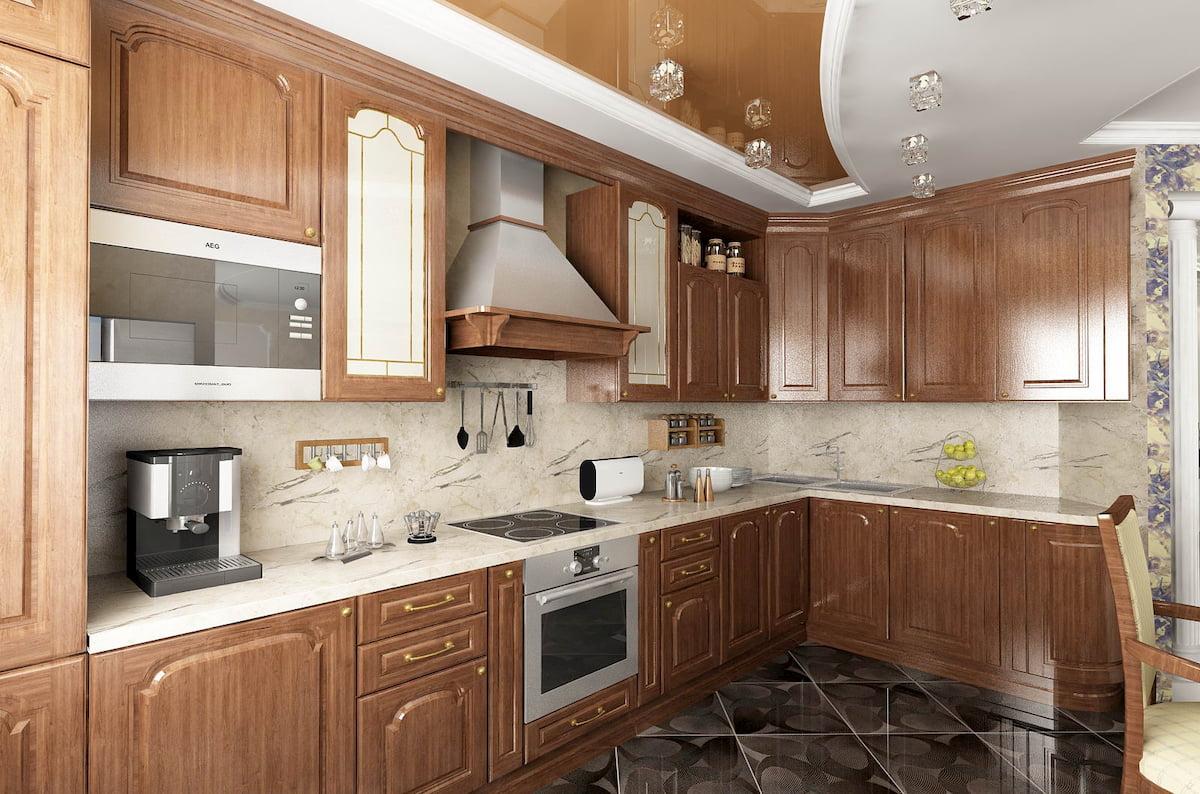 Потолок для кухни #6