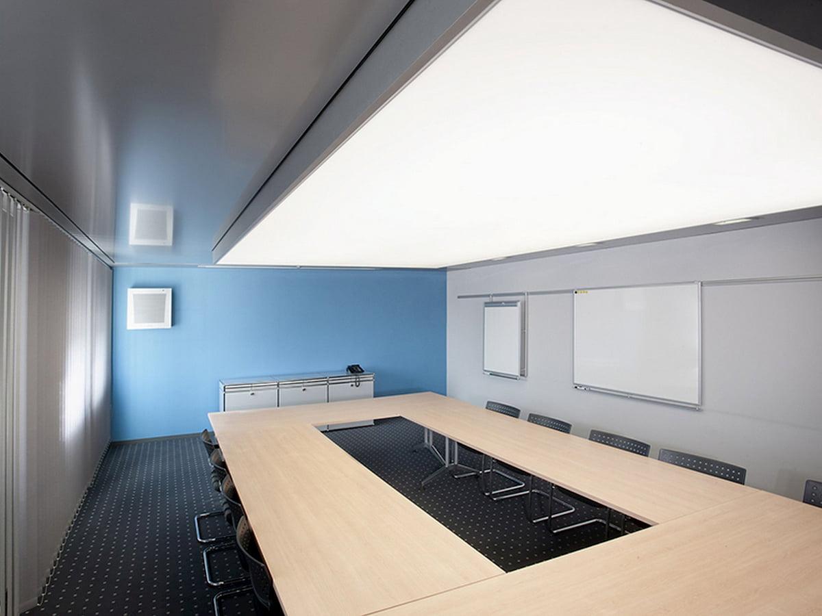 Потолок для офиса #6