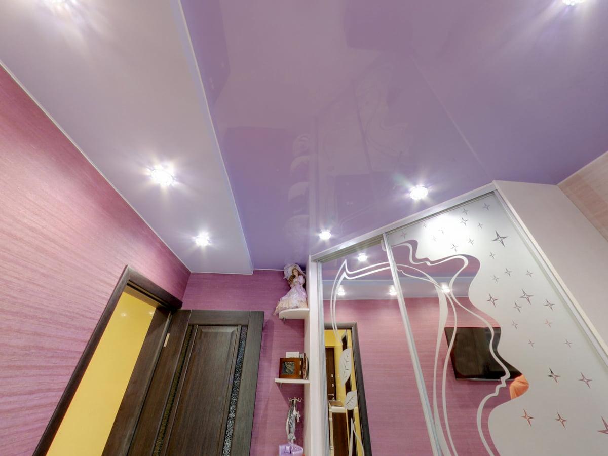 Потолок для прихожей #6