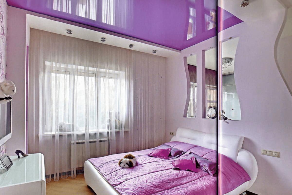 Потолок для спальни #6