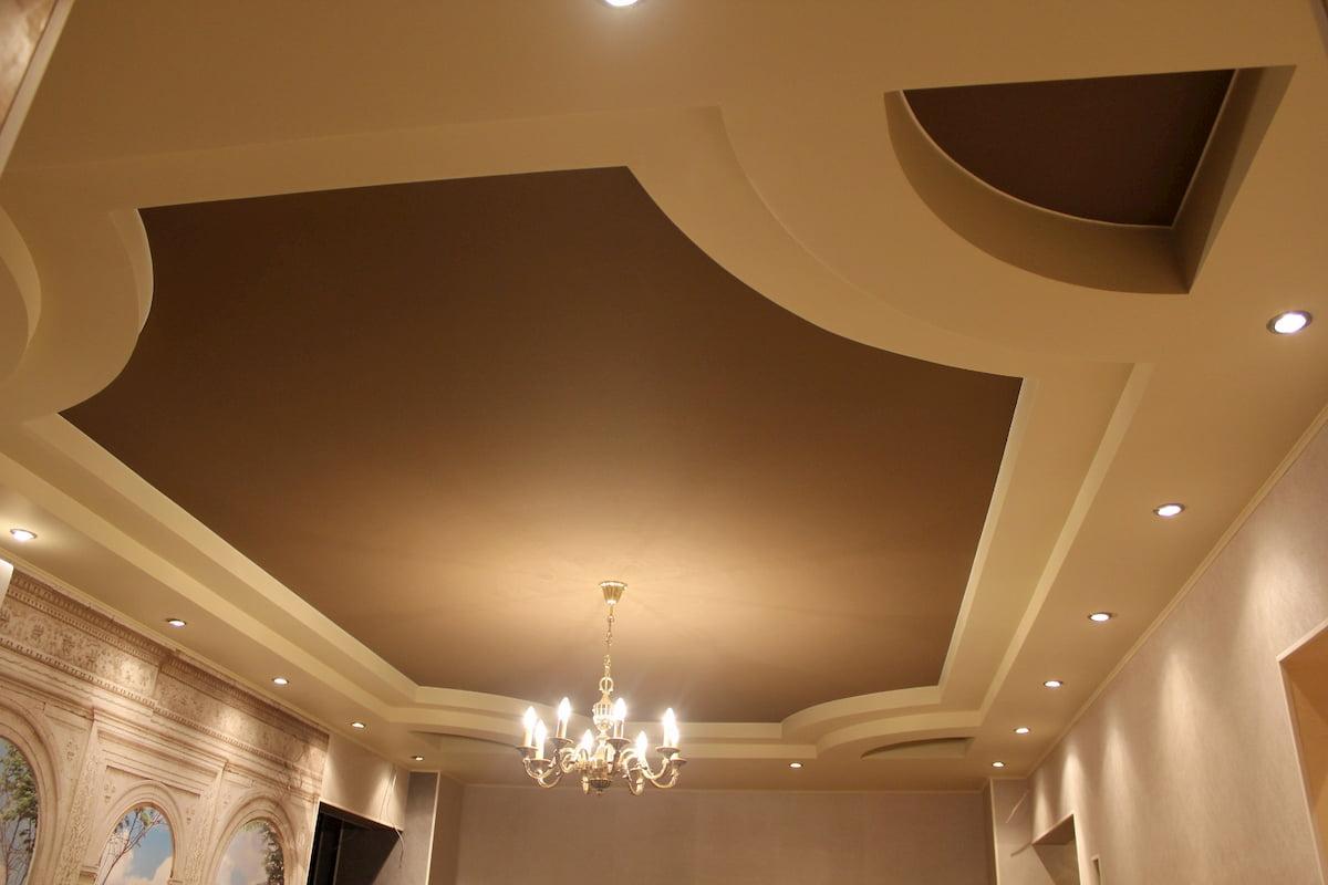 Классический потолок #7