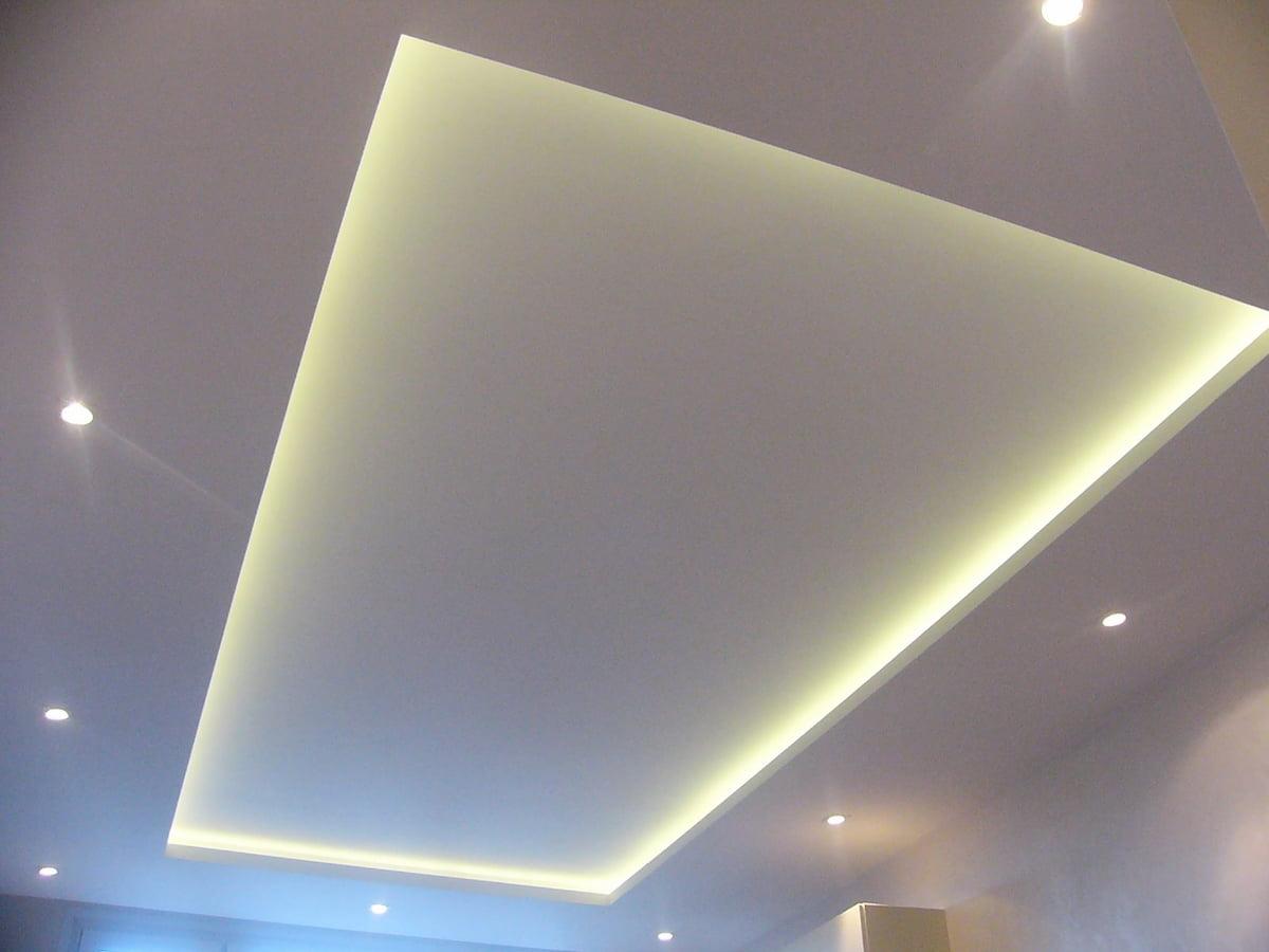 Светодиодный потолок с LED подсветкой #7