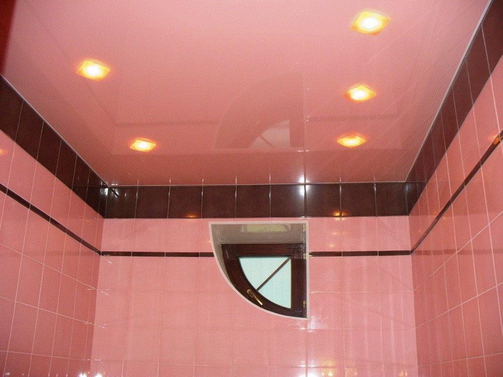 Потолок для ванной #7
