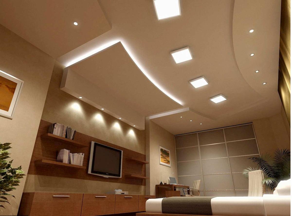 Потолок для дома #7