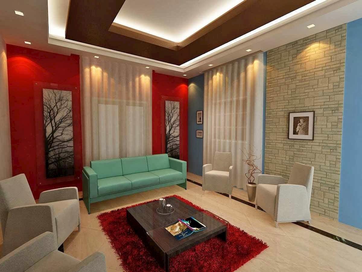 Потолок для квартиры #7