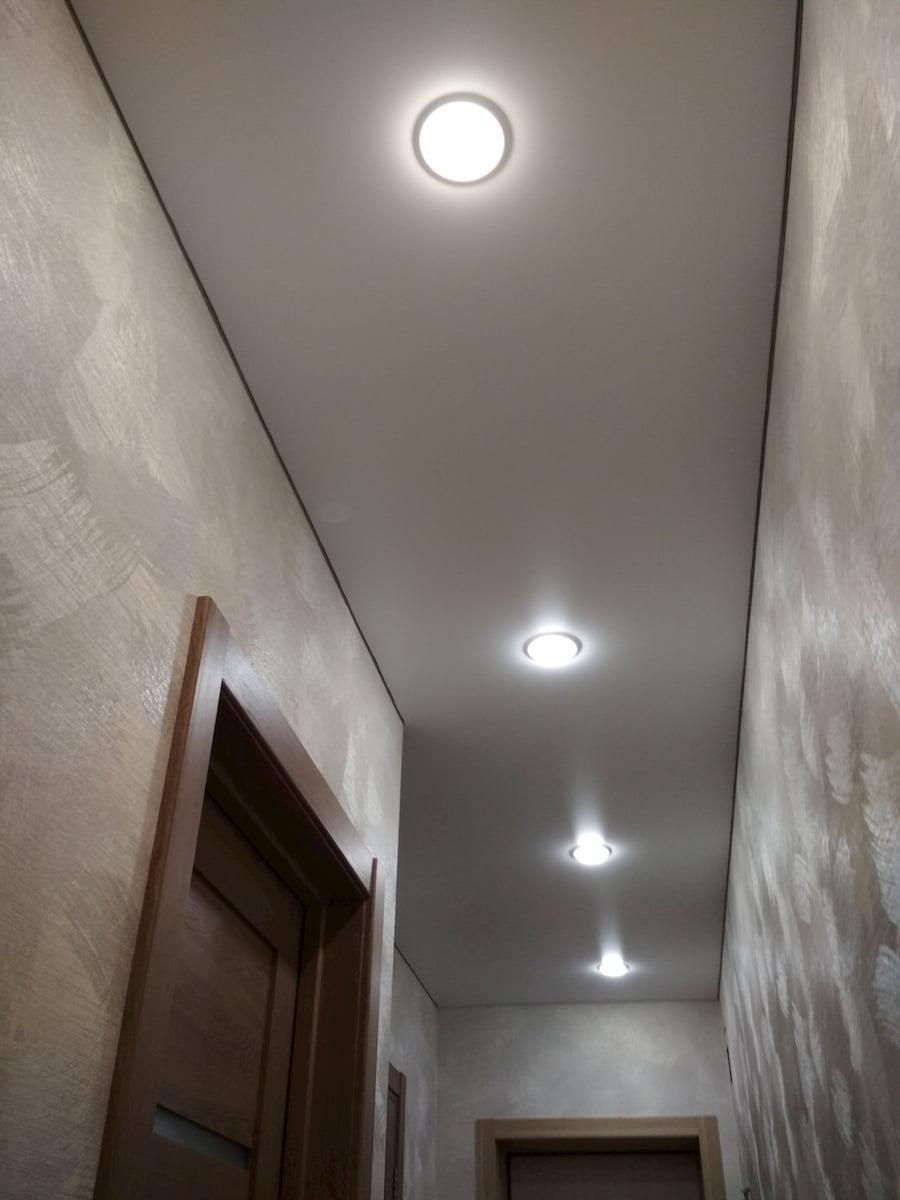 Потолок для коридора #7