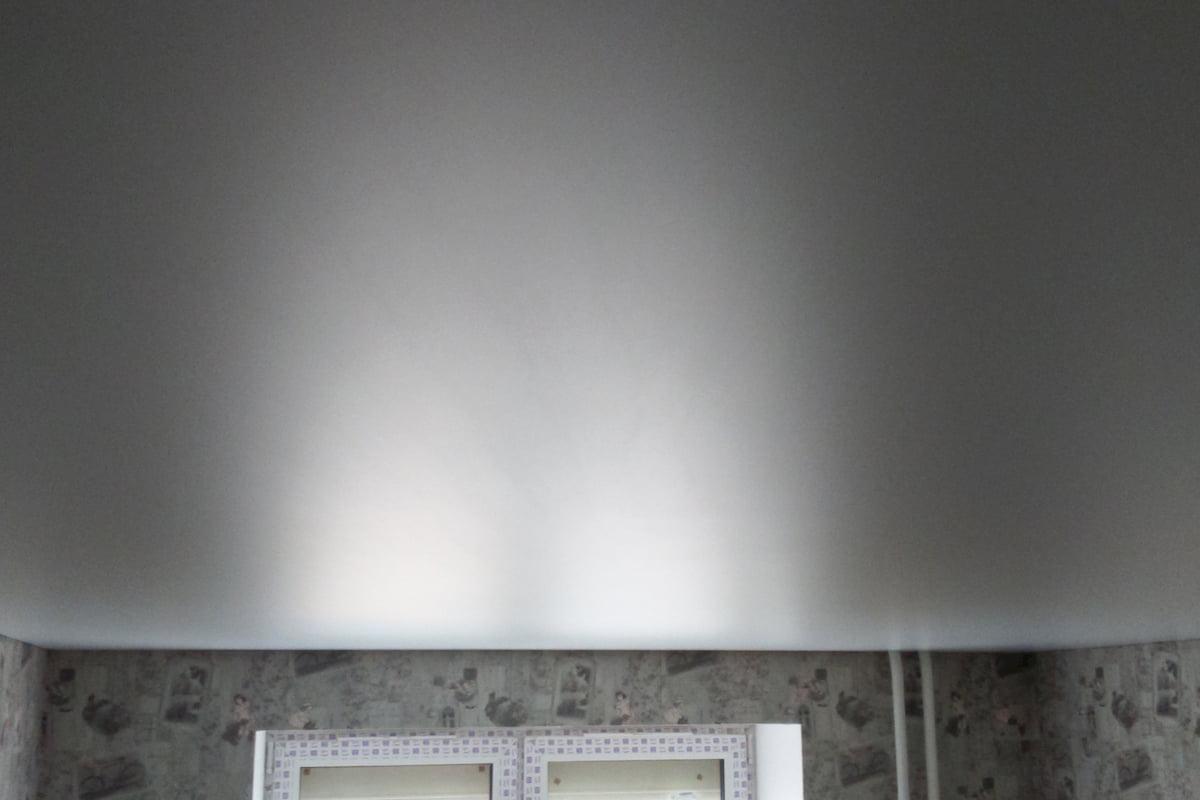 Сатиновый потолок #7