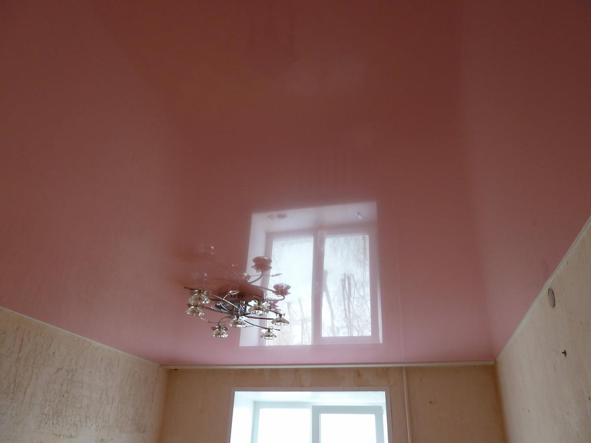 Бесшовный потолок #7