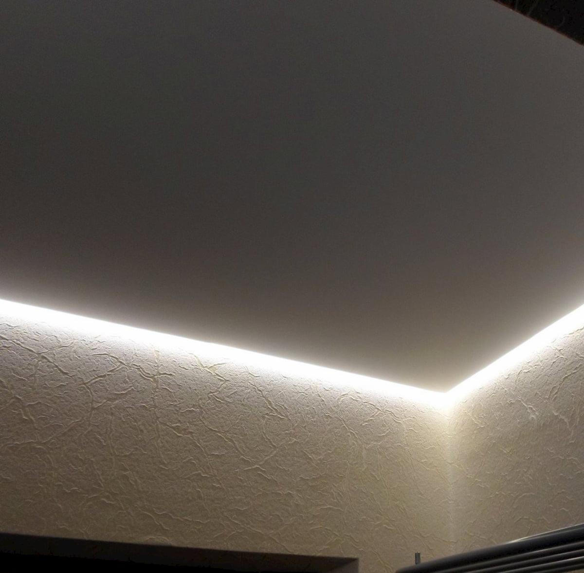Светодиодный потолок с LED подсветкой #8
